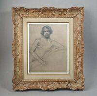 SIMONE BLANC-DEROCQUE (1903-2000) SUPERBE NU FEMININ VERS 1930 (3)
