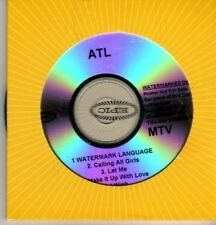 (DE732) ATL, Watermark Language - DJ CD