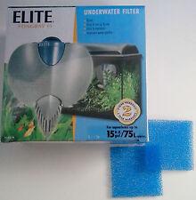Elite Stingray 15 Internal Aquarium filter - very quiet