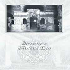 ATARAXIA - ARCANA ECO - BOXSET CD+BOOK NEW SEALED 2005
