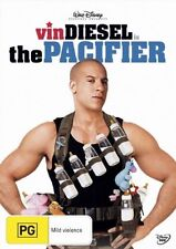 The Pacifier DVD Vin Diesel Lauren Graham Brad Garrett Brittany Snow