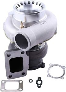 Anti Surge GT3582 GT35 T3 Flange AR 0.63 Water Cooled Turbo Turbocharger M