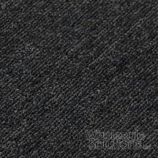 Baldosas de moqueta color principal negro de polipropileno