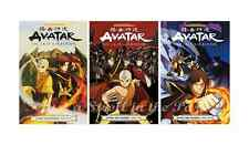 Avatar The Last Airbender Complete Smoke Shadow English Manga Comic Book Series