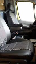 Mercedes Sprinter ab 2006 Passform Sitzbezüge Schonbezüge Kunstleder - Stoff 2