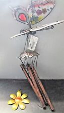 Gorgeous Butterfly Wind Chime