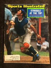 Sports Illustrated June 21 1971 Jerry Grote New York Mets