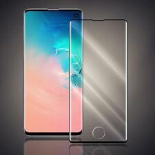 3D Schutz Glas Full Glue Samsung Galaxy S10 Display Schutz Folie Curved Glass 9H