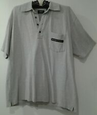565a34209 BOSS Hugo Boss Mens Short Sleeve Single Logo Pocket Polo Shirt L (generous)