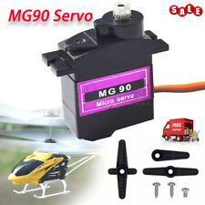 Metal Gear RC Micro Servo  MG90 RC Robot Helicopter Cars