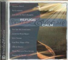 PRAISE & WORSHIP - REFUGE & CALM - CD - NEW