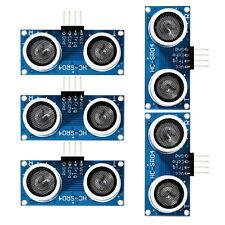 5 Stk. Ultraschall Entfernungsmesser HC-SR04 Module Distance Sensor für Arduino