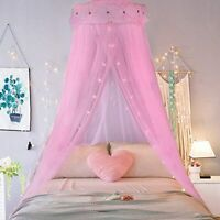 Romantic Mosquito Net For Double Bed Single-door Dome Hanging BedRoom Decoration