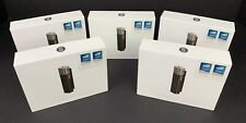 SabineTek SmartMike+ Bluetooth Wireless Mic for IOS/Android/DSLR (LOT OF FIVE)