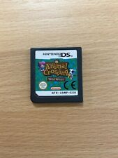 Animal Crossing Wild World Nintendo DS Game - Cartridge Only
