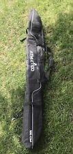 "Athletico Diamond Trail Padded Black Ski Bag For up to 185cm/75"""