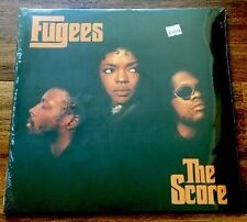 Fugees - The Score LP [Vinyl New] Double LP Gatefold Lauryn Hill Ready Or Not