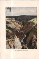 1904 Scribner's 6 issues bound-Howard Chandler Christy;Women Fishing;Yellowstone