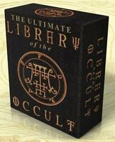 LIBRARY of the OCCULT 2700 Rare Vintage books 8 DVDs WITCHCRAFT, MAGIC,