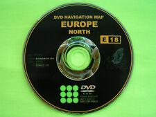 DVD NAVIGATION TNS 600 700 DEUTSCHLAND + EU 2014 TOYOTA AVENSIS AURIS RAV4 LEXUS