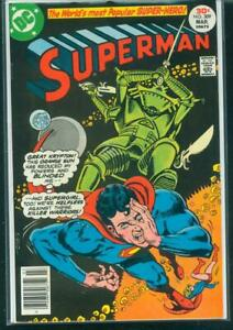 Superman #309 VF