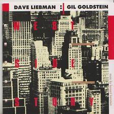 DAVID LIEBMAN   GIL GOLDTEIN CD  WEST SIDE STORY