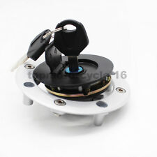 Fuel Gas Tank Cap Cover with Key Tank For Suzuki GSX1100 1987-1996 88 89 90 95