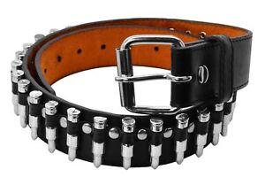 Bullet 69 Silver Bullets Belt