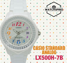 Casio Ladies' Standard Analog Watch LX500H-7B