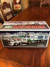 2008 Edition HESS Toy Truck and Front Loader NIB