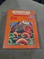 Adventure for Atari 2600 (1981) ▪︎ CX 2613 ▪︎ CIB ▪︎ FREE SHIPPING ▪︎