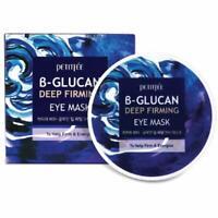 [PETITFEE] β-Glucan Deep Firming Eye Mask - 60 Sheets Korea Cosmetic