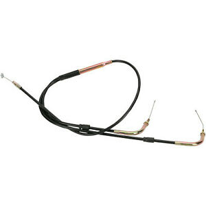 UNIVERSAL THROTTLE CABLE, FOR MIKUNI, DUAL CABLE 924