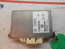12 Mercedes E350 distance radar video unit A 0009002901  QA0214