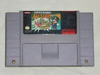 Super Mario All Stars Super Nintendo SNES Game - AUTHENTIC bros Works Great READ