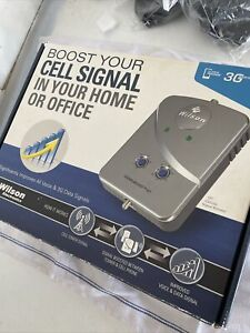 Wilson DT 3g Cellular Phone Home Signal Booster Kit Dual Band 463105