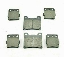 Brake Pads For Front+Rear 2003-2008 YAMAHA Grizzly 660/YFM660F 4x4