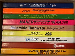 12, Carpenter Pencils Made in USA