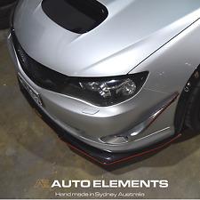 2008-2010 Subaru Impreza RS/WRX | FRONT FRP CANARDS