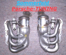 Porsche Boxster Cayman 981 S Katalysator Converter MK1 98111321103  98111321203