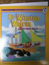 Sir Winston Walrus and the Great Rescue: A Book About Discovery (Geography (Sha