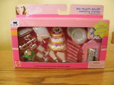 Barbie So Much Stuff Wedding Wishes Assortment Pack #88815 NRFP