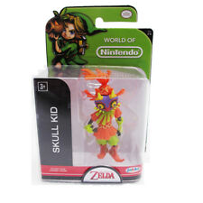 World of Nintendo Super Mario Skull Kid Zelda 2.5 Inch Mini Action Figure Toy
