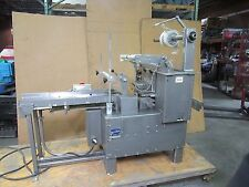 DOBOY PACKAGING HORIZONTAL FLOW WRAPPER SCOTTY II 208V VOLTS 16.6FLA 1PH 60HZ