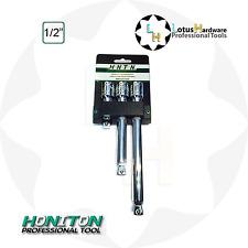 "Extension Bar Set Wobble 1/2"" 3pcs CrV L=75mm / 150mm / 200mm Honiton H4003"