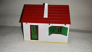 Majokit Construction Playset House Incomplete