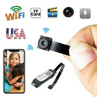 1080P Mini Camera Wireless pinhole Spy HD Micro DVR WIFI Security Cam Recording