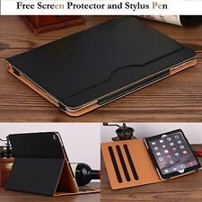 """Magnetic Luxury Flip Synthetic Leather Case Cover For iPad 9.7""""(2018)"""
