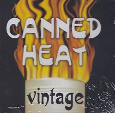 [BRAND NEW] CD: CANNED HEAT: VINTAGE