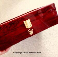 Rolex WATCH BOX / Collectors Case.